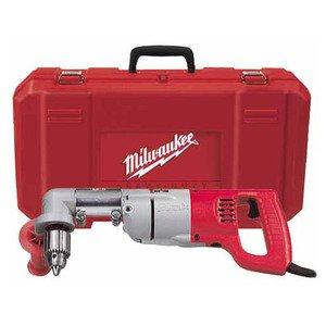 Milwaukee 3102-6 Drill Kit, 120V, 7A