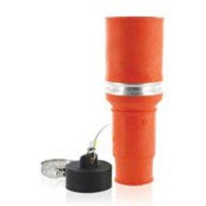 Leviton 49FSL-O Replacement Connector Insulator, Female, Orange