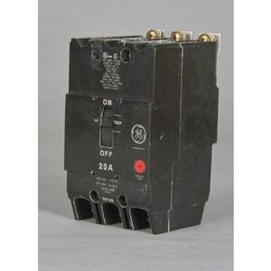 ABB TEY340ST12 MCCB 3P 40A W/120-277VAC SHUNT TRIP