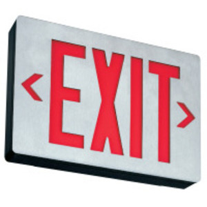 Lithonia Lighting LES1GELN Emergency Exit Sign