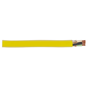 General Cable 01460.35T.05 14/3 SJOOW 300V-YEL- 250 RL