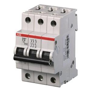 Thomas & Betts S203P-Z6 MCB 3P Z 6A 480Y/277