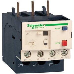 Square D LR3D12 BIMETALLIC OVERLOAD RELAY 600V 8A IEC