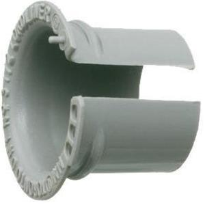 "Arlington 4001 Adjustable Throat Liner, 1/2"", Non-Metallic"