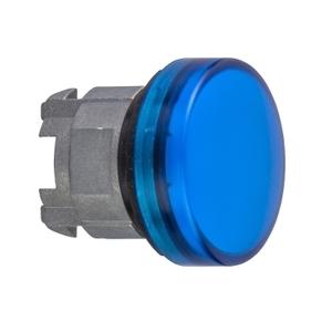ZB4BV06 BLUE PILOT LIGHT HEAD INCAND