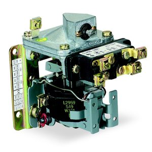 Square D 9050AO10EV02 Relay, Pneumatic Timer, 15A, 600VAC, On-Delay, 0.1-60 Second