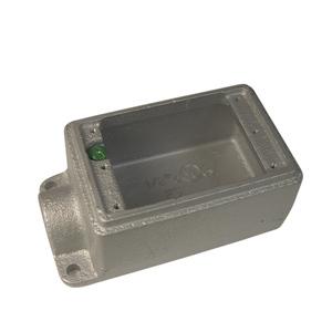 Topaz FS1M TPZ FS1M 1/2 IN FS BOX S INGLE HUB