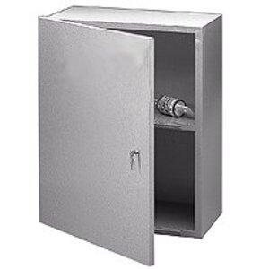 Eaton/Bussmann Series SFC-FUSE-CAB Spare Fuse Cabinet, 5 Cubic Feet, ASA 61 Gray Enamel