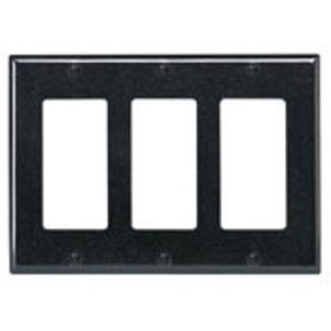 80411-E EBONY 3G DECORA PLATE