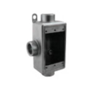 "Calbrite S60700FDCT FDCT Device Box, 1-Gang, 3/4"""