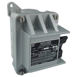 Square D 2510KR2H MANUAL SWITCH 600VAC K+OPTIONS