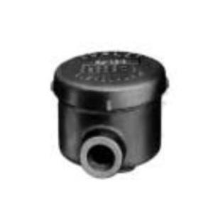 "Adalet XJLB-3 Conduit Outlet Box, Type: LB Explosionproof/Dust-tight, NEMA 7/9, (2) 3/4"" Hubs"