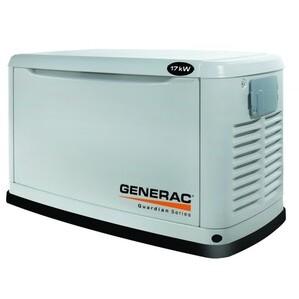 Generac 5886 I7 KW GENERATOR /ALUMINUM
