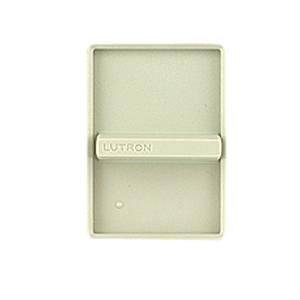 Lutron NTF-10-IV Slide Dimmer, Fluorescent, Preset, Nova T, Ivory