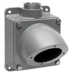 """Hubbell-Wiring Kellems MB2004W PS, INS, 4WAY BOX, 200A, 2.5"""" HUB, ALUM"""