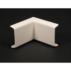 Wiremold 817-WH Non-Metallic Internal Elbow Fitting, Series 800, White
