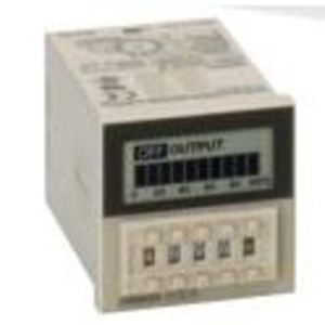 OMRON H3CA-A Timing Relay Solid State, Digital, 11-Pin, 24-240VAC, 12-240VDC