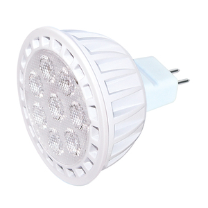 Satco S9104 LED Lamp, Dimmable, MR16, 7W, 12V, FL40 *** Discontinued ***