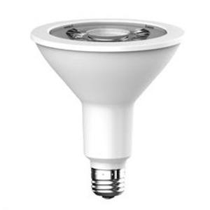 SYLVANIA LED13PAR38830FL4510YVRP2 LED Lamp, PAR38, 13W, 120V, FL45