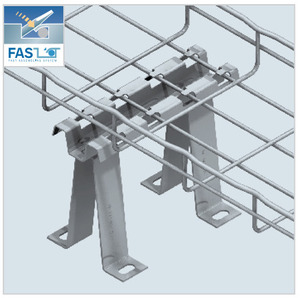 Cablofil UFS100/150PG UFS100/150PG - UNDER FLOOR SUPPORT STAND