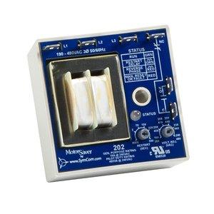 Symcom 202-RP 3-Phase Monitor 190-480V