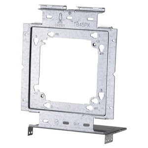 nVent Caddy TB45PK BOX MOUNTING PLATE WITH FAR SIDE SUPPORT FOR TB1624HD
