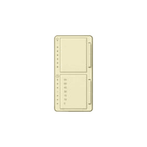 Lutron MA-L3T251-LA Dual Dimmer/Timer Switch, Maestro, Light Almond