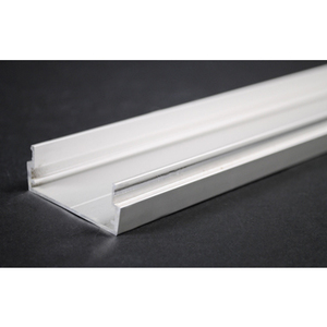 Wiremold AL2400B-10 RCWY BASE 10FT. ALUMINUM
