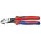 Knipex 74-22-200-SBA Diagonal Cutting Pliers, Angled, 8