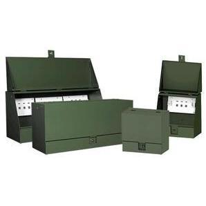nVent Hoffman UJ303018M2 Sectionalizing Cabinet, Bulletin Uj