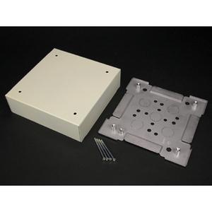 Wiremold V3028 Stl Utility Box 3000 Ivory