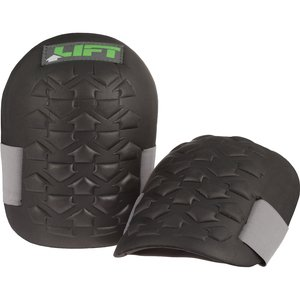 Lift Safety KLS-6K Foam Knee Pads *** Discontinued, See item 361CLC ***