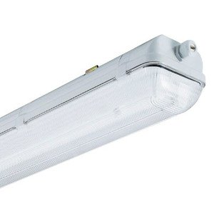 Lithonia Lighting XWL232MV 4' Wet Location Strip Fixture