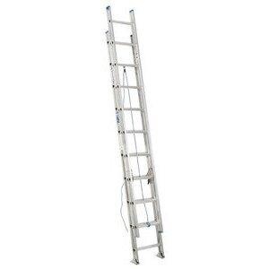Werner Ladder D1320-2 Aluminum Extension Ladders