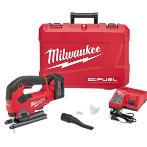 Milwaukee 2737-21 D-Handle Jig Saw Kit