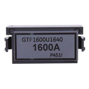 GE GTP1600U1640 Breaker, Molded Case, 1600A, Rating Plug, microEntelliGuard, SK