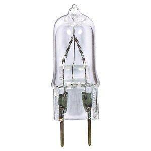 Satco S4611 Halogen Capsule Lamp, T4, 25W, 120V