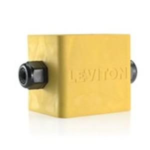 Leviton 3200F-2Y LEVITON 3200F-2Y  OUTLET BOX