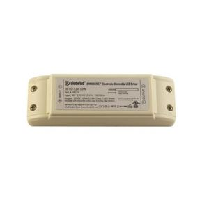 Diode LED DI-TD-12V-10W LED Electronic Dimmable Driver, 12 Volt DC, 10 Watt