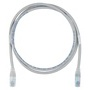 C601109004 CAT6+ BONDED P.CORD 4FT WHITE