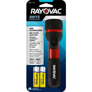 Rayovac 2AALED-B RAY 2AALED-B VALUE BRIGHT 2AA LED