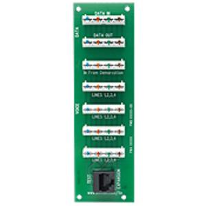 47609-D5P PHONE BOARD 1 X 5 BRIDGE