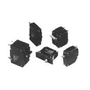 Tyco Electronics W68-X2Q1-2-20 20A 2 POLE 2 TOGGLE CIRCUIT BREAKER