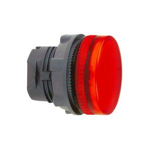 ZB5AV043S 22MM LED PILOT LIGHT RED FRES