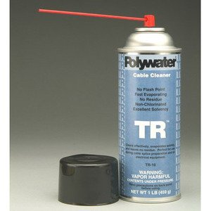 American Polywater TR-16 POL TR-16 16-OZ TYPE TR CLEANER *** Discontinued ***