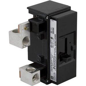 Square D QOM2200MM Breaker, Main, 200A, 2P, 120/240VAC, 10kAIC, Meter Pak