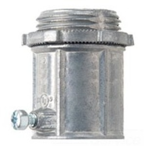 Multiple 212EDCISSCN 2-1/2 inch D/C Ins Set Screw Connector