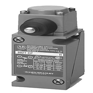 Allen-Bradley 802T-CP1 METAL PLUG-IN OILTIGHT LIMIT SWITCH