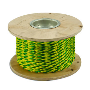 Greenlee 418 2430 lbs Poly Pro Pull Rope - Length: 600ft
