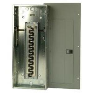 Eaton BR4040L200 Load Center, Main Lugs, 200A, 120/240V, 1PH, 40/40, NEMA 1